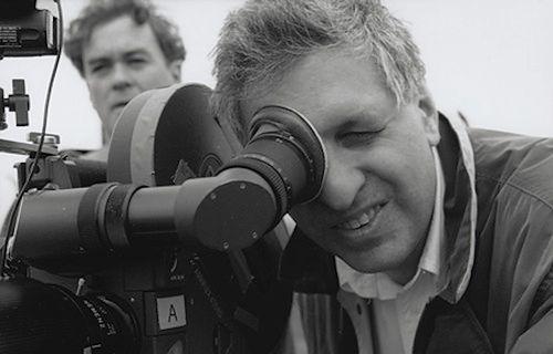 Errol Morris, jeden z najlepszych reżyserów filmów dokumentalnych.