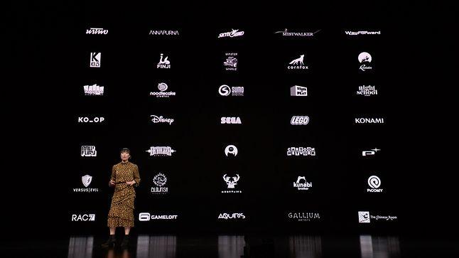 Lista partnerów Apple Arcade jest bardzo długa