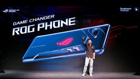 ASUS zmienia kierownika i strategię: mniej ZenFone'ów, więcej telefonów ROG dla graczy