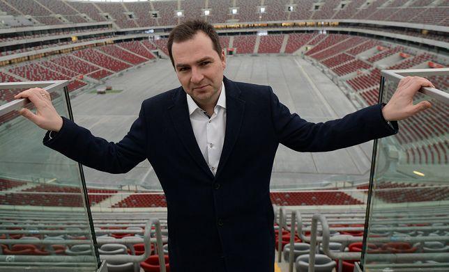 Były prezes Stadionu Narodowego Jakub Opara zarobił w 2017 r. 395 tys. zł