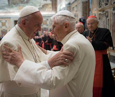 Koronawirus. Benedykt XVI został zaszczepiony przeciwko COVID-19