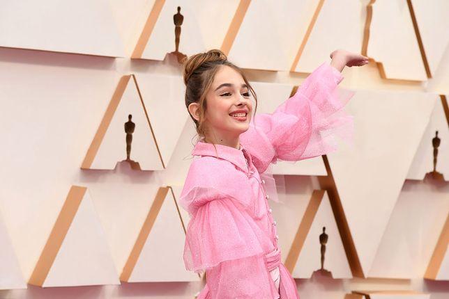 Oscary 2020. 10-letnia Julia Butters na wielkiej gali