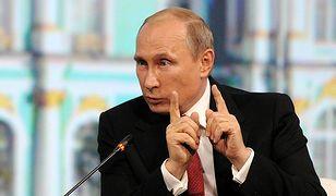 Putin robi, co chce. Na szczyt w Helsinkach leciał bez pozwolenia