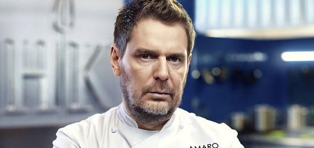"""Wojciech Modest Amaro zaprasza na """"Hell's Kitchen - Piekielna Kuchnia"""""""