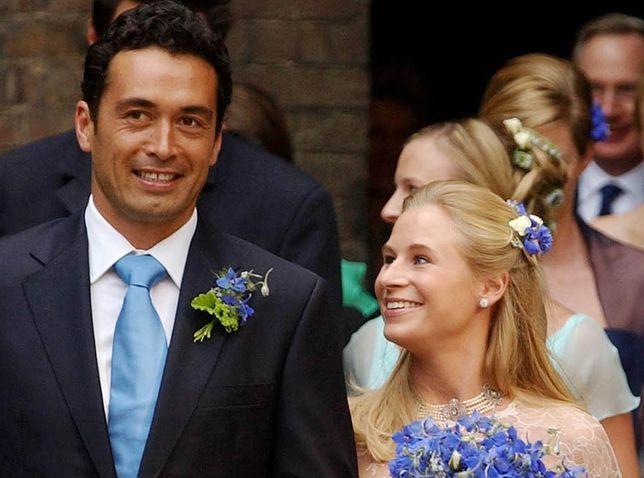 Davina Windsor i Gary Lewis mają dwójkę dzieci