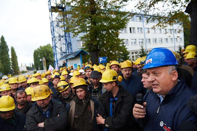 """Karol Guzikiewicz ze stoczniowej """"Solidarności"""""""