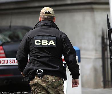 Polski przedsiębiorca został zatrzymany przez agentów CBA z Białegostoku