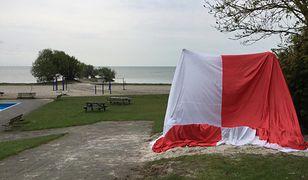 Holendrzy osuszyli morze i wydobyli szczątki Polaków. Hołd dla poległych bohaterów