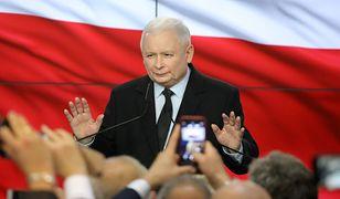 Prezes Jarosław Kaczyński mówił, że PiS zasłużył na więcej