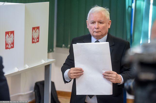 Protest wyborczy PiS. Według PKW nie ma powodu, by ponownie liczyć głosy
