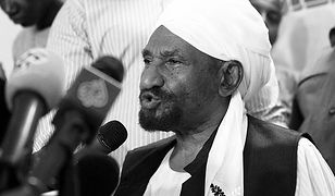 Koronawirus. Nie żyje Sadiq al-Mahdi, ostatni demokratyczny premier Sudanu
