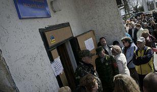 Relacja reporterów WP.PL z Krymu: w kolejce po rosyjski paszport
