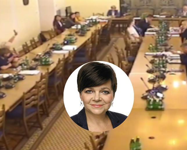 Izabela Leszczyna o zachowaniu posła PiS. Jej odpowiedź zrobiła furorę
