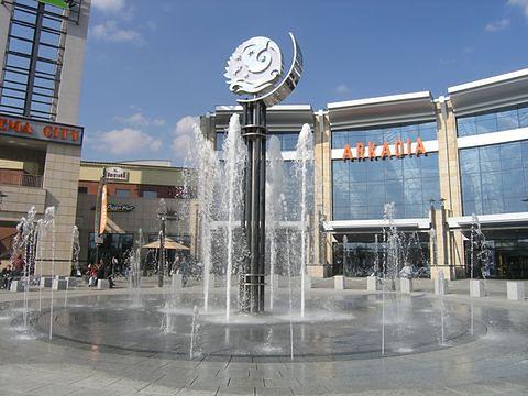 4. Centrum Handlowe Arkadia w Warszawie