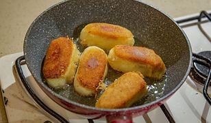 Kotlety z ziemniaków i sera. Szybki obiad za grosze