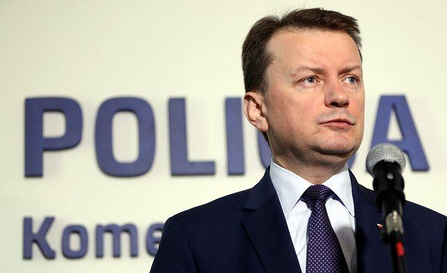 Wiceprezes PiS Mariusz Błaszczak.