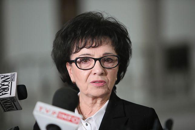 Marian Banaś nie podał się do dymisji. Elżbieta Witek zapowiedziała, że może się to stać w następnym tygodniu
