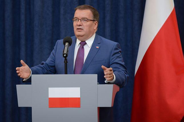 Andrzej Dera: PO nie przyszła i jest cały czas totalną opozycją