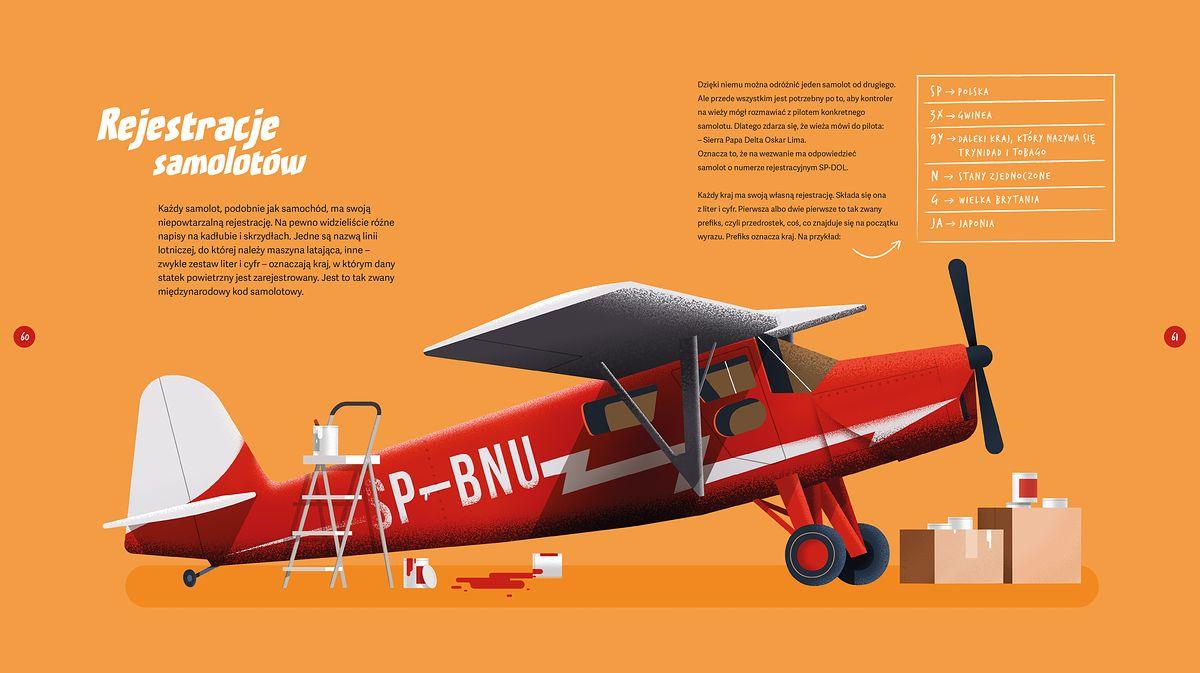 Ale samoloty! Odlotowe historie lotnicze