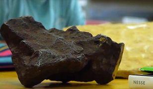 To jeden z większych meteorytów znalezionych w USA