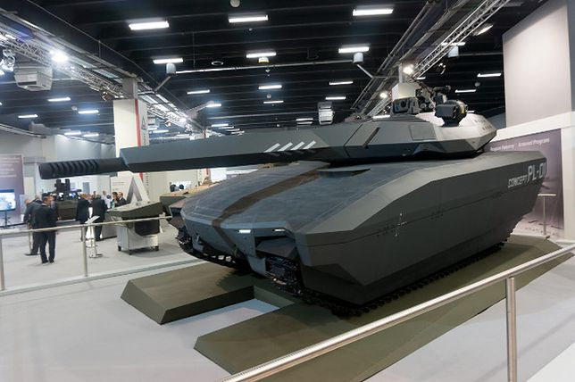 Polski superczołg PL-01: prawdziwa bestia