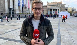 Warszawa. Wielki Marsz Klimatyczny przejdzie przez stolicę. Reporter WP jest na miejscu