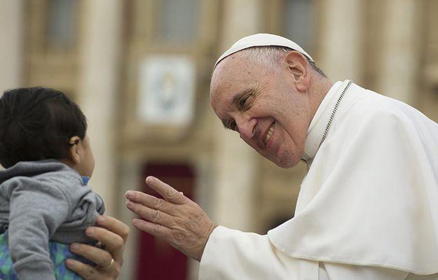 Papież w Watykanie 1 czerwca
