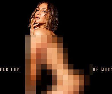 """Rozebrana Lopez wzbudza kontrowersje. """"Robi krzywdę kobietom"""""""