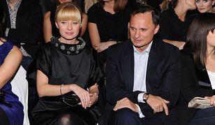 Leszek Czarnecki od 10 lat jest mężem Pieńkowskiej. Wcześniej spotykał się z Martyną Wojciechowską
