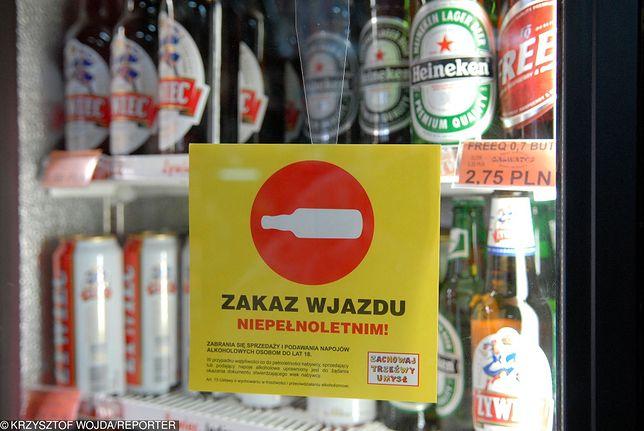 Alkohol dopiero od 21. roku życia