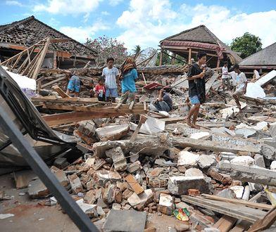 Indonezja: kolejne trzęsienie ziemi. Są ofiary śmiertelne