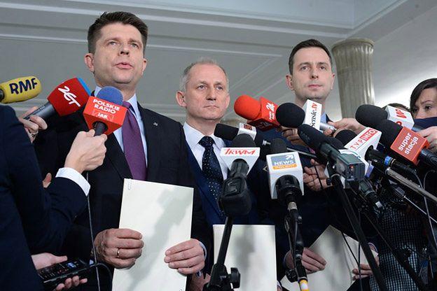 PO, Nowoczesna i PSL apelują do prezydenta o zajęcie stanowiska ws. TK