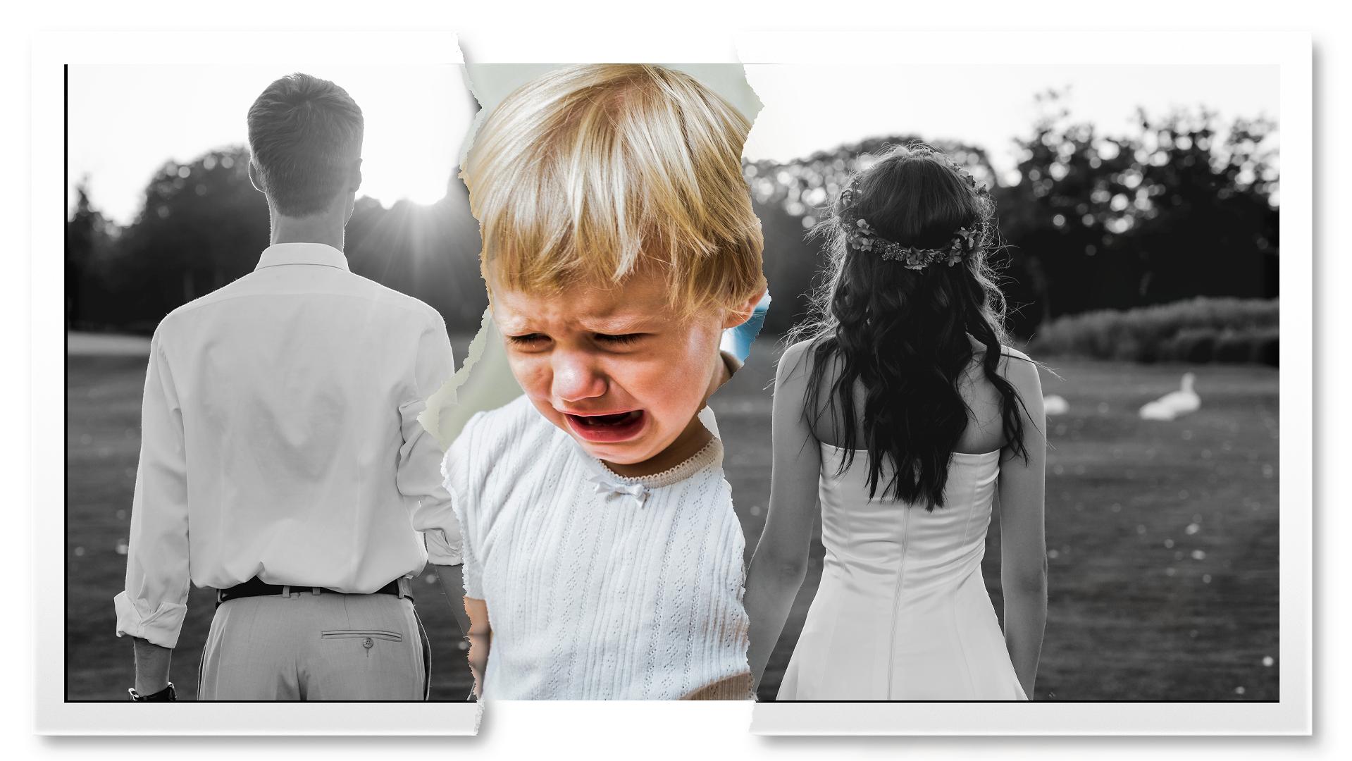 Ślub, ciąża, rozwód, wojna. Walka, w której dzieci głosu nie mają. Bitwa, w której giną