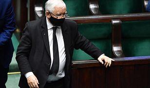 Nowy sondaż. Jarosław Kaczyński ma powody do niepokoju
