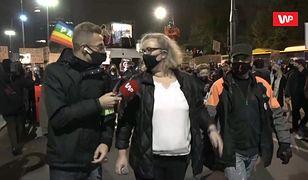 """Marta Lempart w rozmowie z WP: """"Boimy się. Ale strach nas nie sparaliżuje"""""""