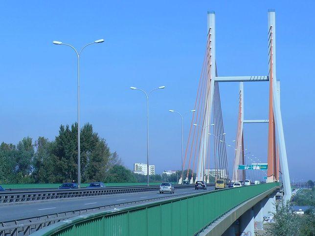 Mostem Siekierkowskim jeździmy najczęściej!