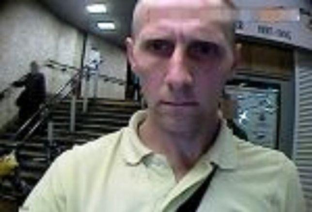 Rozpoznajesz tego mężczyznę? Jest podejrzany o kradzież