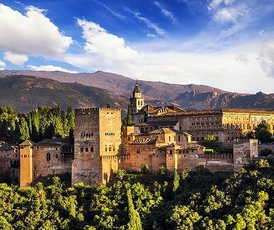 Hiszpania - Alhambra i jej tajemnice