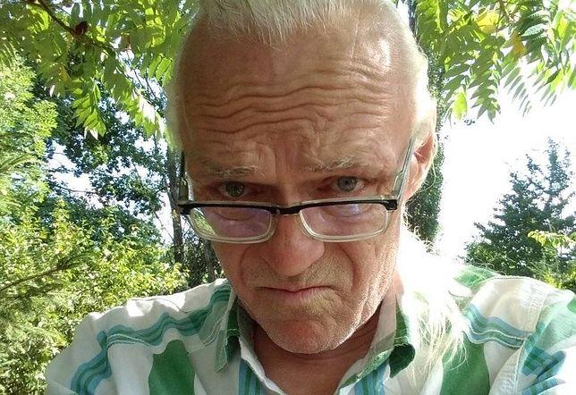 Zdzisław Mac bezdomny. Jest apel ws. byłego dziennikarza (Zdjęcie: Facebook/Zdzisław Mac)