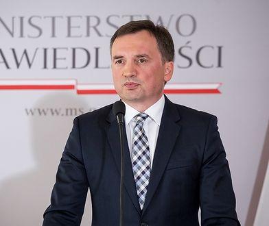 Strajk kobiet. Zbigniew Ziobro zaatakował protestujących