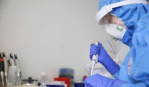 Koronawirus w Polsce. Laboratoria poza kontrolą sanepidu