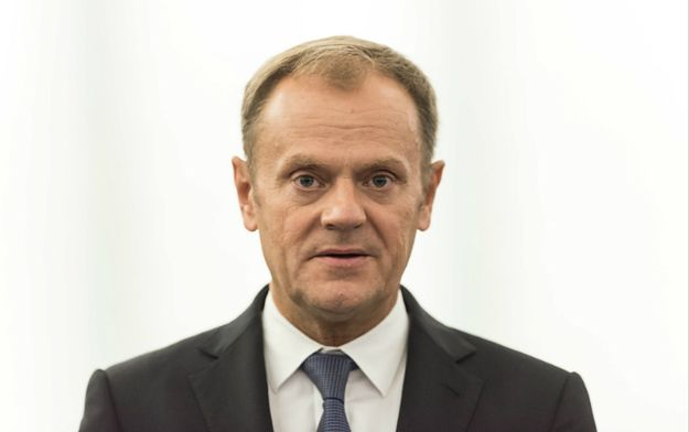 Donald Tusk o reformie SN