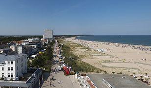 Niemcy. Setki turystów zawrócono z Meklemburgii-Pomorza Przedniego