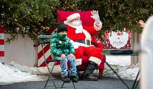 """Boże Narodzenie w Nowym Jorku. Smutek i jedno przesłanie - """"believe"""""""