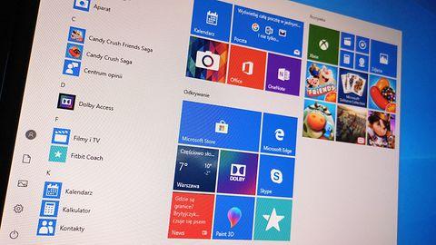 Windows 10: problemy z Menu Start wracają – aktualizacja nie pomogła każdemu