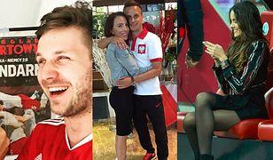 Euro 2016: Tak polskie gwiazdy kibicują w meczu Polska-Niemcy!