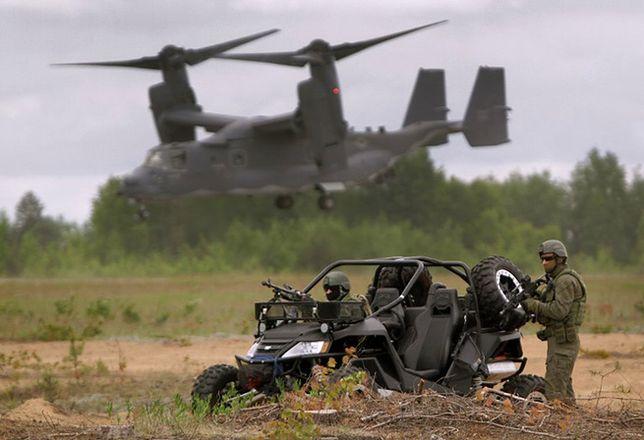 Litewscy żołnierze na międzynarodowych ćwiczeniach