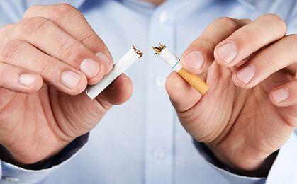 Po roku od rzucenia palenia można kupić działkę, a po dwóch garaż