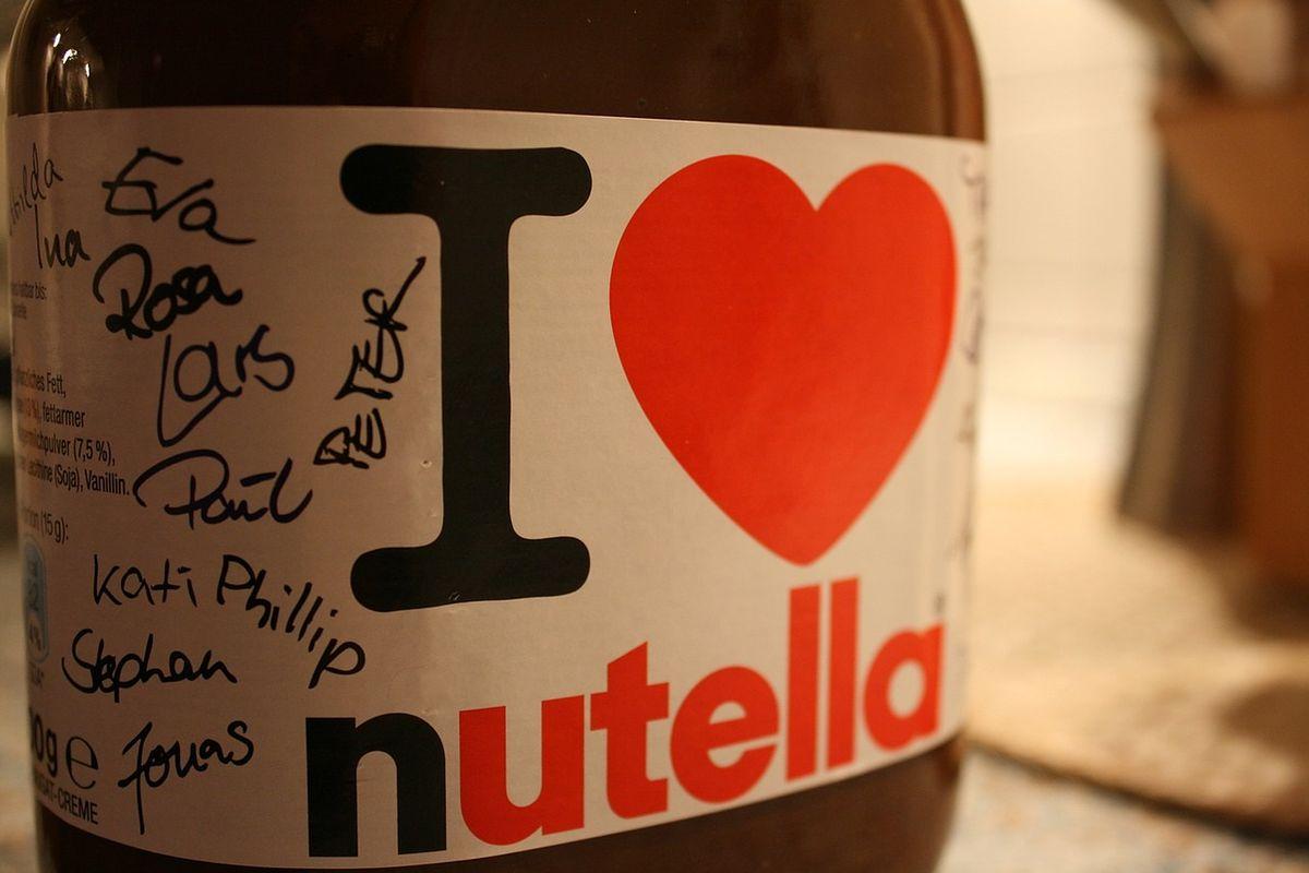 Nutella otwiera pierwszą restaurację na świecie. Menu jest zaskakujące