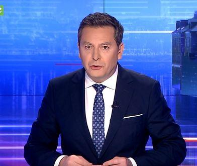 """Michał Adamczyk """"Wiadomości"""""""